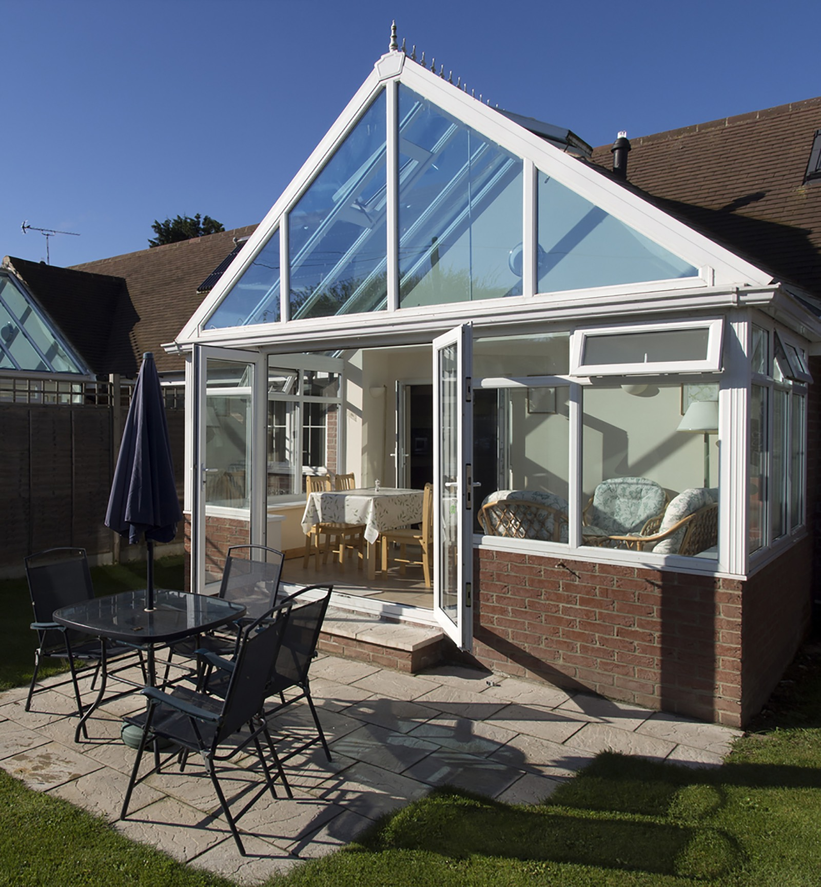 gable conservatories romsey