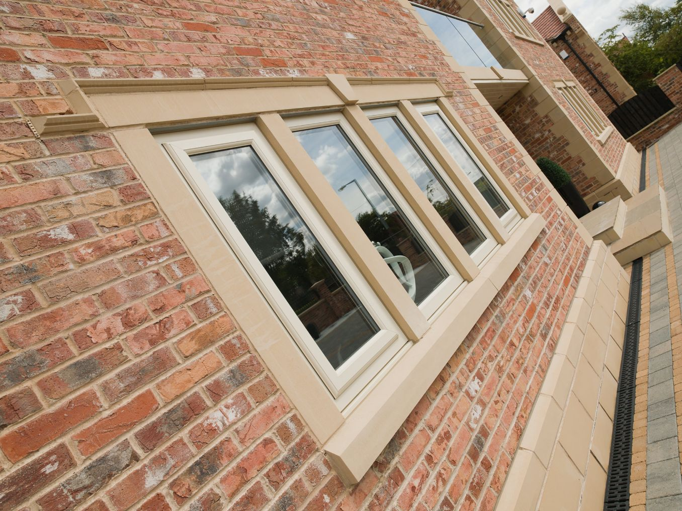 double casement windows romsey hampshire