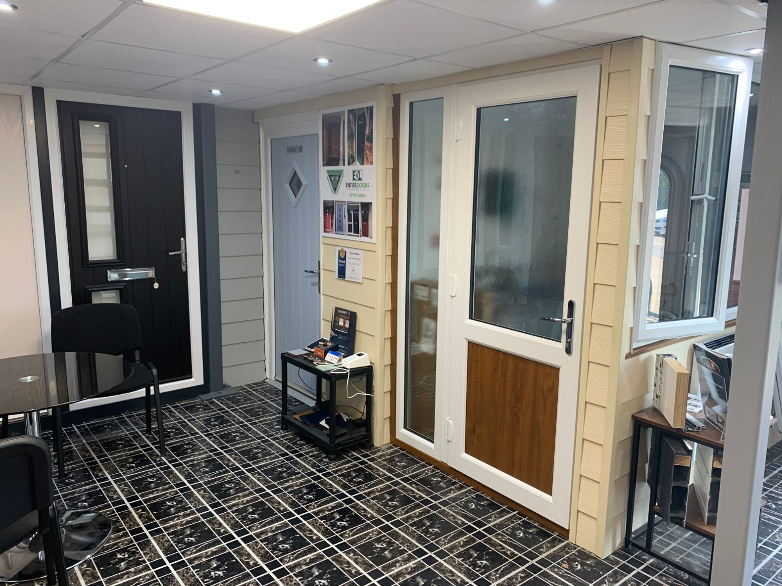 Double glazing showrooms in romsey hampshire