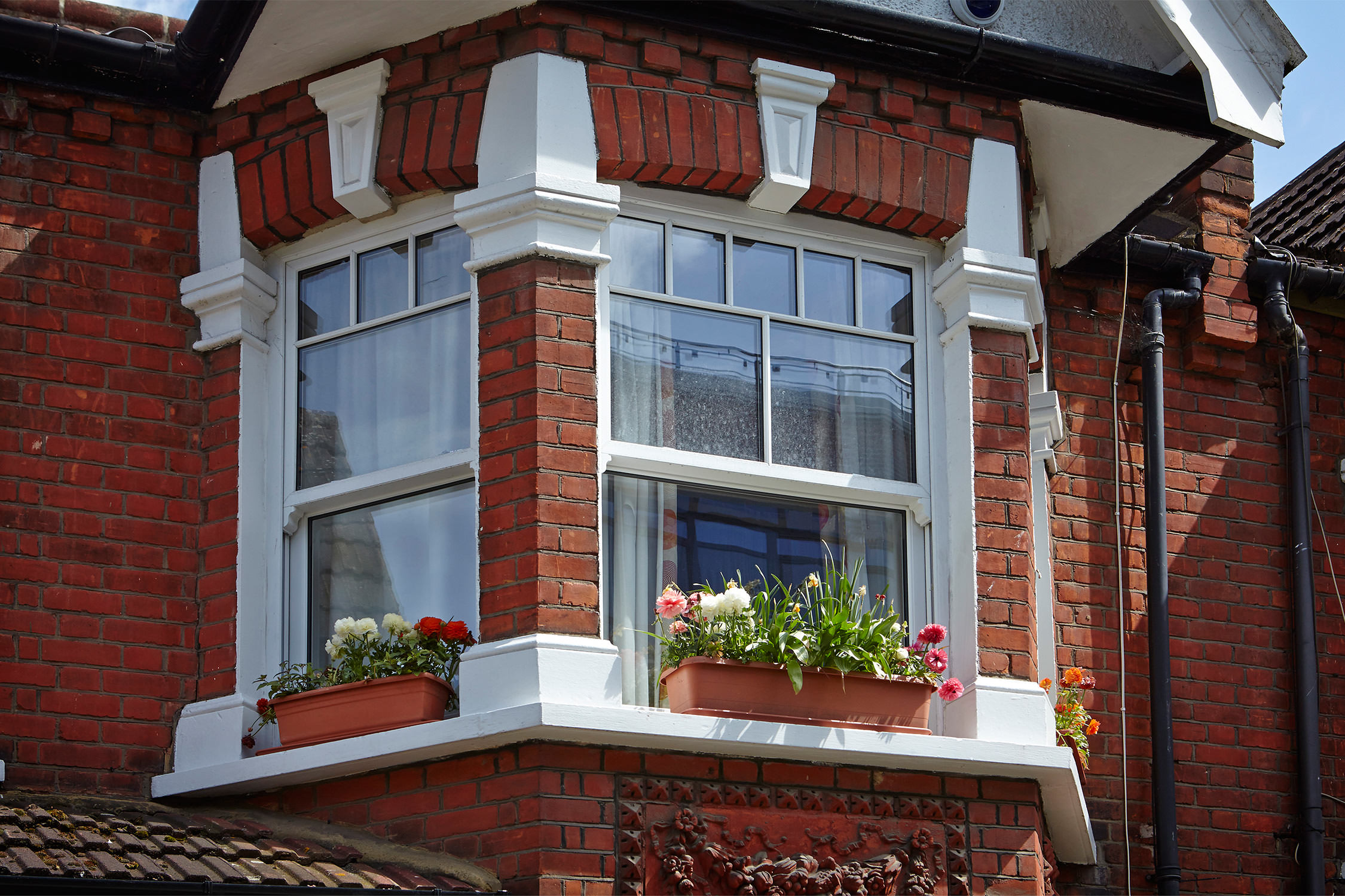 uPVC sliding sash windows romsey hampshire