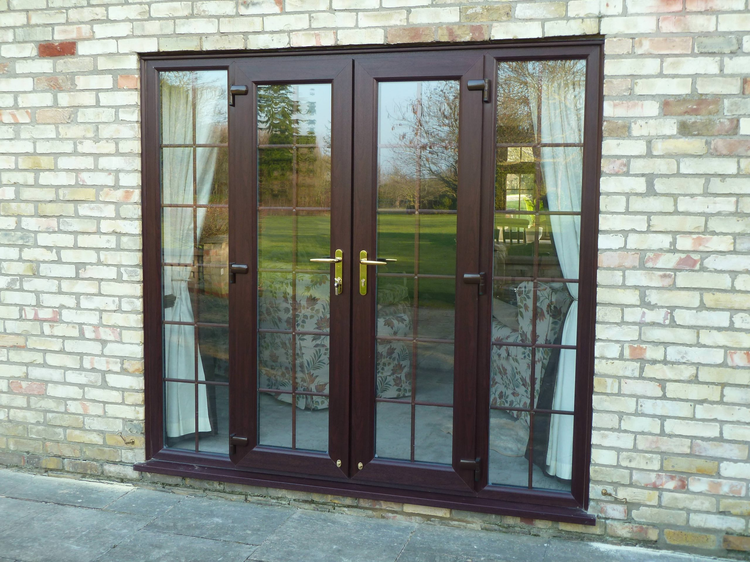 French doors fitting romsey hampshire